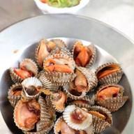 หอยแครงลวกเจ๊ภา