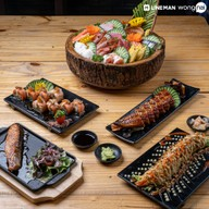 เมนูของร้าน Sumo ซูโม Japanese Food & Coffee Sumo Japanese Food & Coffee
