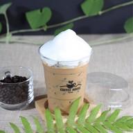กาแฟสด คอฟฟี่เฮาส์ & Black cocoa (โกโก้แบบเข้มข้น) หนองจ๊อม