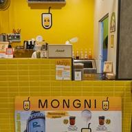 หน้าร้าน Mongni Cafe ตลาดนัดอัยการ เส้นหลังโลตัส