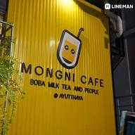 บรรยากาศ Mongni Cafe ตลาดนัดอัยการ เส้นหลังโลตัส