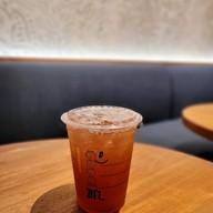เมนูของร้าน Starbucks Chic Hostel