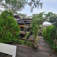 บรรยากาศ Bangkok Tree House