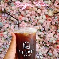 เมนูของร้าน Le Lert Cafe'