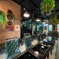 The Forest Cafe 1 กาแฟในสวน