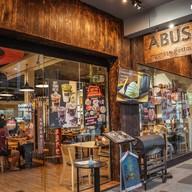หน้าร้าน Abushi Japanese Restaurant and Cafe จรัญ 94