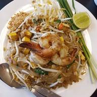 เมนูของร้าน 369 ผัดไทยกุ้งสด