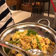 เมนูของร้าน Eiab เอี๊ยบเท่งอิ๋ว สุกี้ขลุกขลิก สไตล์ฮกเกี้ยน ชานม น้ำแข็งไส ไต้หวัน แยกเกษตร