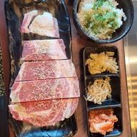 เมนูของร้าน Kobe Nii Yakiniku ถนนอุดมสุข