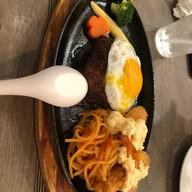 เมนูของร้าน Samurai Diner