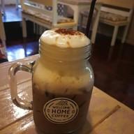 เมนูของร้าน Welcome Home Coffee