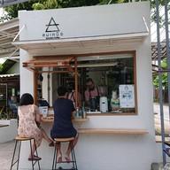 หน้าร้าน ลมเหนือ Specialty Coffee