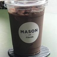 เมนูของร้าน MASON and friends ลาดกระบัง