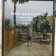 หน้าร้าน Black Bear Cafe' Chiangdao