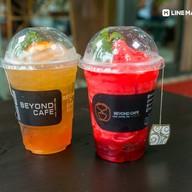 เมนูของร้าน BEYOND CAFE  (บียอนด์ คาเฟ่ กาแฟ เค้ก) สาขาอาชีวะ