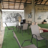 บรรยากาศ Black Bear Cafe' Chiangdao
