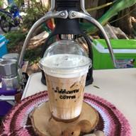 เมนูของร้าน ใต้ต้นมะขามcoffee