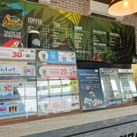 เมนู DD3298 - Café Amazon สถานีบริการ NGV ปตท. ไชโย เอ็นจีวี