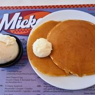 เมนูของร้าน Mickey's Diner BKK