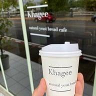 เมนูของร้าน Khagee