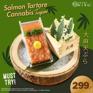 เมนูของร้าน Sushi Hiro พรอมานาด