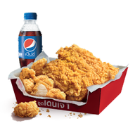 เมนูของร้าน KFC โลตัสสุขาภิบาล 1