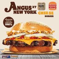 เมนูของร้าน Burger King ปตท. ลำพญา 3