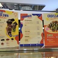 เมนู Quints: The Quintessential Ice Cream Central World