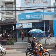 หน้าร้าน Akha Ama la fattoria พระสิงห์