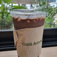 บรรยากาศ DD443 - Café Amazon ปตท.สี่แยกเอเซีย พัทลุง