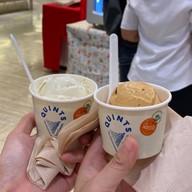 เมนูของร้าน Quints: The Quintessential Ice Cream Central World