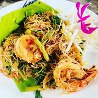 บ้านใกล้วัง หัวหิน Baan Khrai Wang 露天海邊甜點餐廳