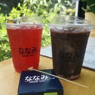 เมนูของร้าน Nanami Cafe