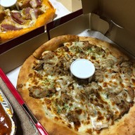 เมนูของร้าน Mr. Pizza The Street รัชดา
