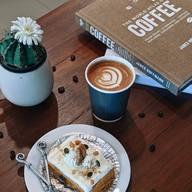 เมนูของร้าน VECTOR Coffee Roaster(123 Cafe)