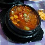 เมนูของร้าน อาหารเกาหลีโชอา