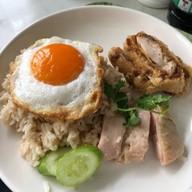 เมนูของร้าน หุง HOONG 煮  หุงข้าวมันไก่ (สาทร ซ.8)