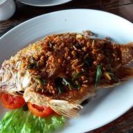 เมนูของร้าน สมชายกาแฟสดและเกสท์เฮ้าส์