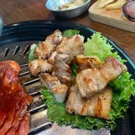 เมนูของร้าน Banjoo BBQ TheCOMMONS ทองหล่อซอย17