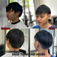 Maxs Teach Hair Studio ร้านทำผมประชาอุทิศ-สุขสวัสดิ์ ทุ่งครุ (ซอยประชาอุทิศ90)