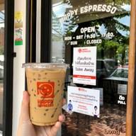 เมนูของร้าน Happy Espresso