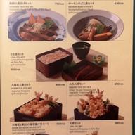 เมนู Sushi Cyu & Carnival Yakiniku ออลซีซั่นเพลส
