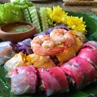 เมนูของร้าน บ้านน้ำพริกข้าวสวย จันทบุรี Chanthaburi