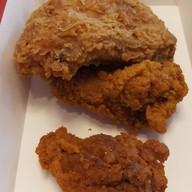เมนูของร้าน KFC บิ๊กซี วงศ์สว่าง