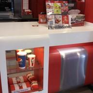 บรรยากาศ KFC บิ๊กซี วงศ์สว่าง