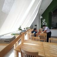 บรรยากาศ Salad Factory เมืองทองธานี