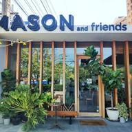หน้าร้าน MASON and friends ลาดกระบัง