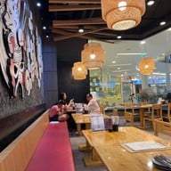 เมนูของร้าน Okami Sushi Japanese Restaurant The Cystal SB ราชพฤกษ์