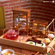 เมนูของร้าน BORAN Cafe and Restaurant