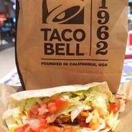 เมนูของร้าน Taco Bell สยามพารากอน